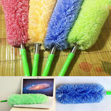 Microfibre Duster Telescopic Handle Extendable Magic Cleaning Home Feather Brush