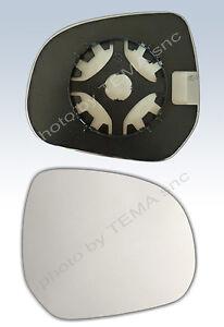 Specchio retrovisore OPEL Agila B 2008> / SUZUKI Splash 2008 ---destro