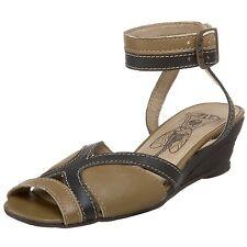 FLY LONDON Buzz Chaussures Femme 39 Sandales Escarpins Salomés Espadrilles UK6
