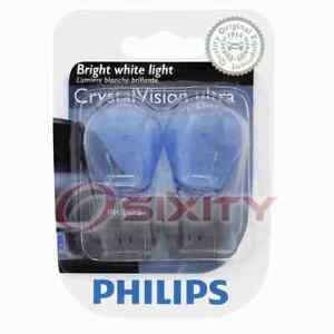 Philips Back Up Light Bulb for Saturn Vue 2002-2007 Electrical Lighting Body qi