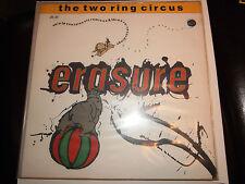 "Erasure – The Two Ring Circus [MUTE 2LP] ""Little"" Louie Vega Pascal Gabriel"