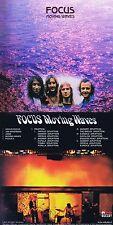 """Focus """"Moving waves"""" 2. Werk, von 1971! Mit """"Hocus pocus"""" und """"Janis""""! Neue CD"""