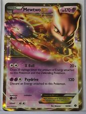Pokemon Mewtwo Ex Next Destinies 54/99 Half Art Mint