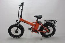 Green Bike USA GB1 FAT TIRE folding electric bicycle, 500W, 48V/10AH Battery