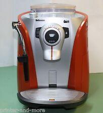 Saeco Odea Giro Machine à Café Orange SUP031OR Entretien Réalisé