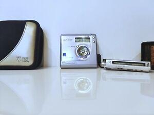 Sony MZ-NHF800 Hi-MD Walkman Minidisc Player MINT