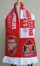 Arsenal vs. Sunderland FC Soccer Event Scarf