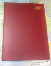 Tallon 2019 A4 Day a Page Appointment Diary