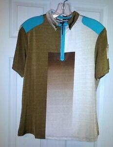 Jamie Sadock Short sleeve Golf Shirt-Small