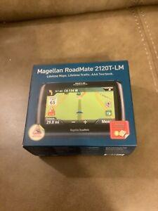 MAGELLAN ROADMATE 2120T-LM  (INCLUDES USER MANUAL)