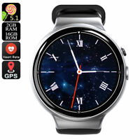 I4 Air Smart Watch Phone - 1 IMEI, 3G, 5MP Camera, WiFi, Calls, Messages, 16GB