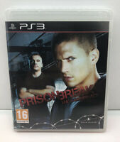 Prison Break The Conspiracy - Sony PlayStation 3 PS3 Complete