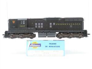 HO Scale Athearn 3804 PRR Pennsylvania SD-9 EMD Diesel Locomotive #7607