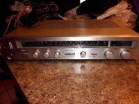 TECHNICS SA-203 FM/AM STEREO RECEIVER parts or repair - LOTL