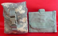 US Military Improved First Aid Kit Pouch IFAK with Insert SEKRI ~ NEW ~