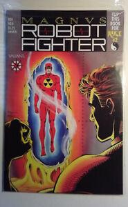 Magnus Robot Fighter #6 Valiant Comics (1991) VF/NM 1st Print Comic Book