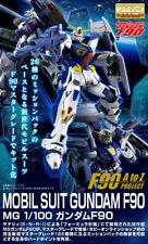 P-BANDAI MG 1/100 Gundam F90 Plastic Model Kit Premium