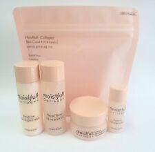 [ETUDE HOUSE] Moistfull - Collagen Skin Care Kit [4kinds] 25ml/25ml/8ml/10ml