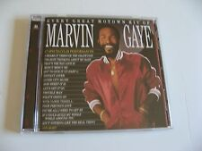 Marvin Gaye-Every Great Motown Hit Of-CD-2000 Universal/Motown-Like New