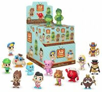 Funko Mystery Minis: Ad Icons (Variation Listing) Complete your Collection!