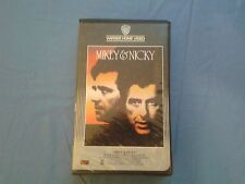 Rare VHS film MIKEY & NICKY 107 min DIRECTORS CUT Big Box Cassavetes Elaine May