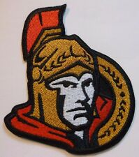 "Ottawa Senators Embroidered Patch~3 5/8"" x 2 15/16""~NHL~Iron Sew On~Ships FREE"