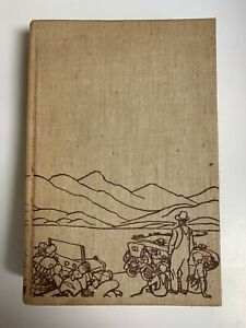 John Steinbeck Grapes of Wrath TRUE FIRST EDITION / 1ST PRINTING 1939 Hardcover