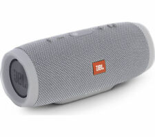JBL Charge 3 Portable Bluetooth Wireless Speaker - Grey - Currys