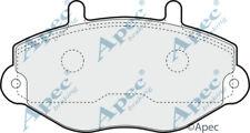 Plaquettes frein avant pour FORD TRANSIT AUTHENTIQUE APEC PAD729