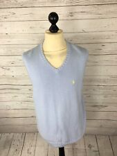 RALPH LAUREN Tank Top - XL - Light Blue - Great Condition