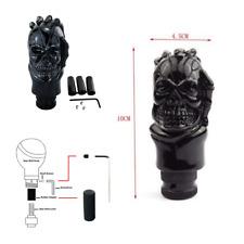 Universal Human Wicked Skull Head Stick Shift Knob Shifter Gear Car Accessories