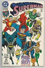 Superman # 65 * Dc Comics