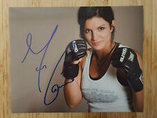 "Gina Carano   Hand Signed  Autograph  8x10"" Photo 225545"