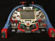 TV JET DELUXE VINTAGE VIDEO GAME,JIMMY JET,1962,BATTERY OPERATED,PARTS,ANTIQUE