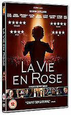 LA VIE EN ROSE 2007 2 DVD SET - MARION COTILLARD - GOOD CONDITION