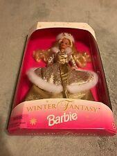 Winter Fantasy Barbie 1995 Special Edition Blonde
