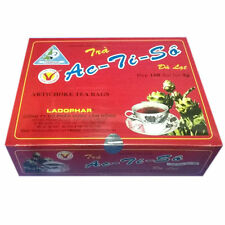 ARTICHOKE Tea bag, 2 boxes of 100 bags x 2 grams, Liver's Functioning, Free Ship