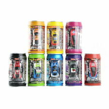 Coke Can Mini Speed RC Radio Remote Control Micro Racing Car Toy Gift New UR UK