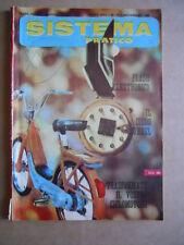 Sistema Pratico n°11 1968  - rivista elettronica     [D20]