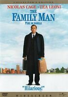 The Family Man (Widescreen Collector's Edition) - DVD -  Very Good - Kate Walsh,