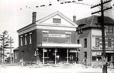 Ohio c1980 REPRINT Postcard Real Photo RPPC STRONGSVILLE Bedford Store CoCa-Cola