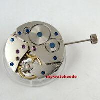 classic vintage 17 Jewels 6497 mechanical hand winding mens watch movement M21