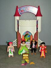 Chateau Princesse/Reine/Roi Playmobil 4777 - 4 PERSONNAGES