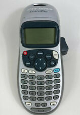 Dymo® LetraTag LT-100H Portable Electronic Label Printer Gray Color Works Good