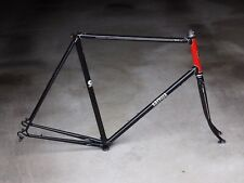 Vintage Sanwa Bike Frame - Lugged Steel Road Touring- Champion Tubes 61cm x 58cm