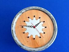 Rolls Royce RAF Jet Engine Inner Combustion Chamber - Upcycled Wall Clock