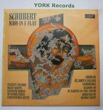 ZRG 825 - SCHUBERT - Mass In E Flat PALMER / WATTS / BOWEN / EVANS- Ex LP Record