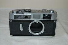Canon-7 Vintage 1965 Japanese Rangefinder Camera. Serviced. No.847539. UK Sale