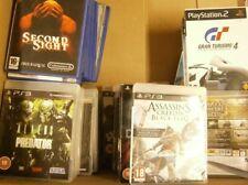 Playsation, Playstation 2, Playstation 3/PS3 Games