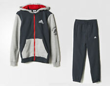 adidas Boys' Cotton Blend Tracksuit Sportswear (2-16 Years)